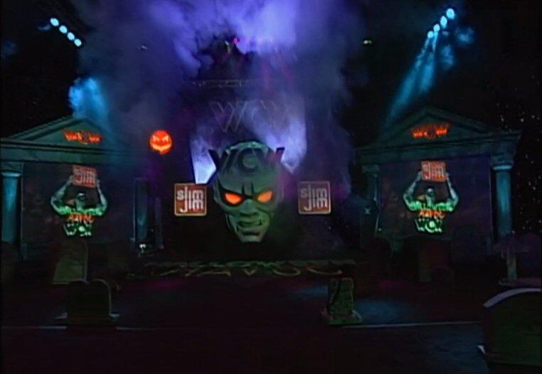 Throwback Thursday: The Best of WCW Halloween Havoc on WWE Network ...