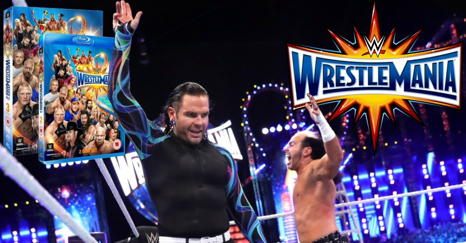 REVIEW: WWE WrestleMania 33 on DVD & Blu-Ray – The Ultimate Thrill Ride or Plain 'Mania Misery