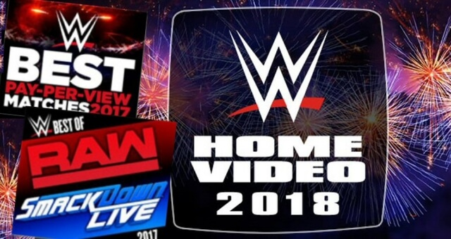 EXCLUSIVE: Three 2018 WWE DVDs Now Officially Scheduled – New Details, Hosts & Release Dates!