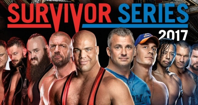 EXCLUSIVE: Cover Artwork, Full Content & Extras Revealed for WWE SURVIVOR SERIES 2017 DVD