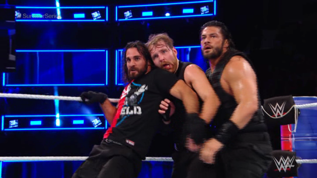 WWE - The Shield Members Exhausted Wrestling The New Day!